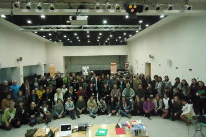 Primer Encuentro del Movimiento por la Educación Transformadora y la Ciudadanía Global.